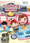 Cooking Mama: World Kitchen Pack Shot