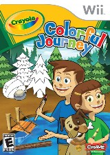 Crayola Colorful Journey Pack Shot