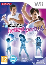 DanceDanceRevolution Hottest Party 4 Pack Shot