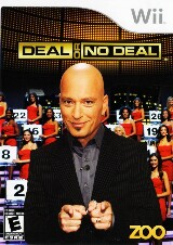 Deal or No Deal Pack Shot