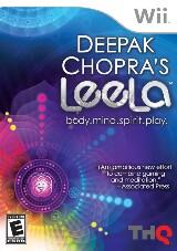 Deepak Chopra - Leela Pack Shot