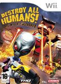 Destroy All Humans! Big Willy Unleashed Pack Shot