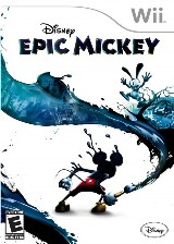 Disney Epic Mickey Pack Shot