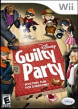 Disney Guilty Party Pack Shot
