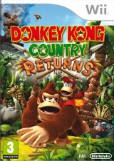 Donkey Kong Country Returns Pack Shot
