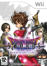 Dragon Quest Swords: The Masked Queen and the Tower of Mirrors Pack Shot