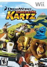 DreamWorks Super Star Kartz Pack Shot