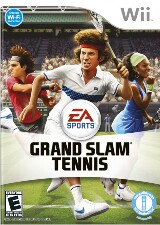 EA Sports Grand Slam Tennis Pack Shot