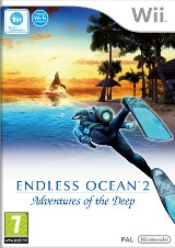 Endless Ocean 2: Adventures of the Deep Pack Shot