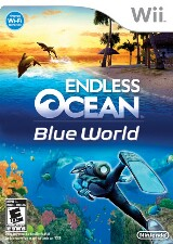 Endless Ocean: Blue World Pack Shot