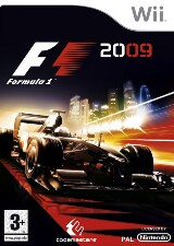 F1 2009 Pack Shot