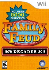 Family Feud Decades Pack Shot