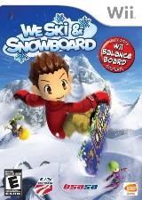 Family Ski: Snowboard Pack Shot