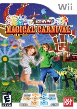 Family Trainer Magical Carnival Pack Shot