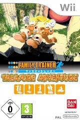 Family Trainer Treasure Adventure Pack Shot