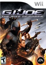 GI Joe: The Rise of Cobra Pack Shot