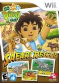Go Diego Go!: Safari Rescue Pack Shot