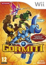 Gormiti: The Lords of Nature Pack Shot