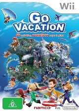 Go Vacation Wii