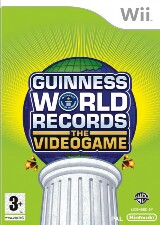 Guinness World Records: The Videogame Pack Shot