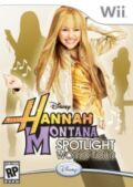 Hannah Montana: Spotlight World Tour Pack Shot