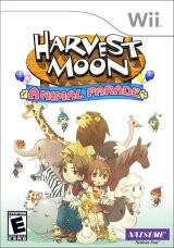 Harvest Moon: Animal Parade Pack Shot