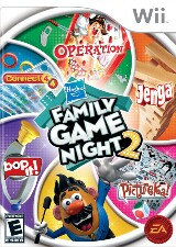 Hasbro Family Game Night Volume 2 Pack Shot