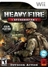 Heavy Fire: Afghanistan Pack Shot