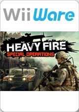 Heavy Fire: Special Operations Pack Shot