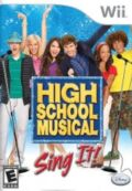 High School Musical: Sing It! Pack Shot