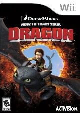 How to Train Your Dragon Pack Shot