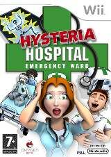 Hysteria Hospital: Emergency Ward Pack Shot