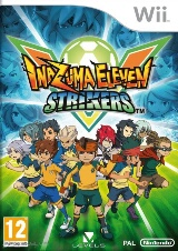 Inazuma Eleven Strikers Pack Shot