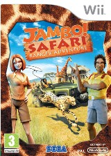Jambo Safari Pack Shot