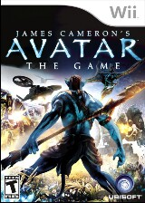 James Cameron's Avatar: The Game Pack Shot