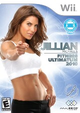Jillian Michaels' Fitness Ultimatum 2010 Pack Shot