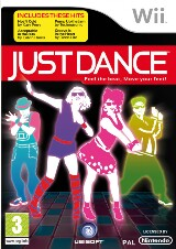 Just Dance Pack Shot