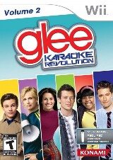 Karaoke Revolution Glee: Volume 2 Pack Shot