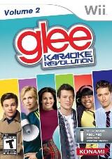 Karaoke Revolution Glee: Volume 2 Pack Shot