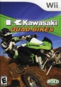 Kawasaki Quad Bikes Pack Shot