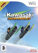 Kawasaki Snow Mobiles Pack Shot