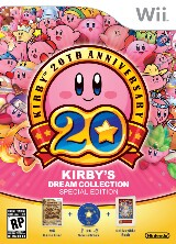 Kirby's Dream Collection: Special Edition Pack Shot