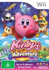 Kirby's Return to Dream Land Pack Shot