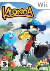 Klonoa Pack Shot
