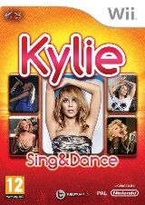 Kylie Sing & Dance Pack Shot