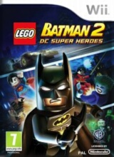 LEGO Batman 2: DC Super Heroes Pack Shot