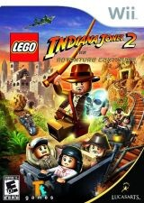 Lego Indiana Jones 2: The Adventure Continues Pack Shot