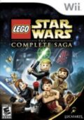 Lego Star Wars: The Complete Saga Pack Shot