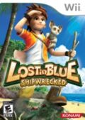 Lost in Blue: Shipwrecked! Pack Shot