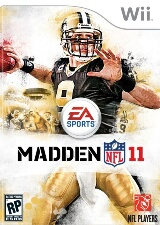 Madden NFL 11 Pack Shot